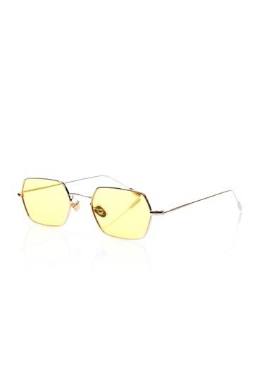 Optoline Güneş Gözlüğü Sarı